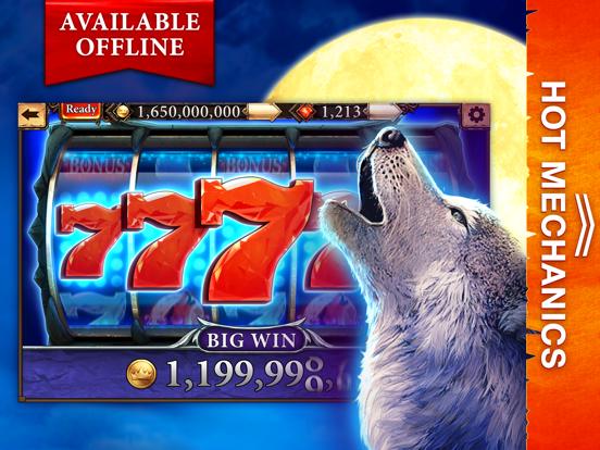 Scatter Slots Волшебные Слоты на iPad