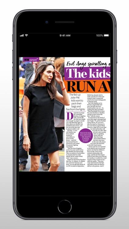 NW Magazine Australia screenshot-3