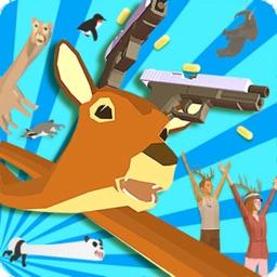 非常普通的鹿-沙雕鹿