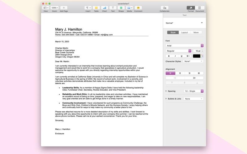 Things for Work - Templates скриншот программы 3