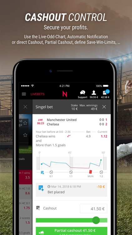 NEO.bet Sports Betting screenshot-3