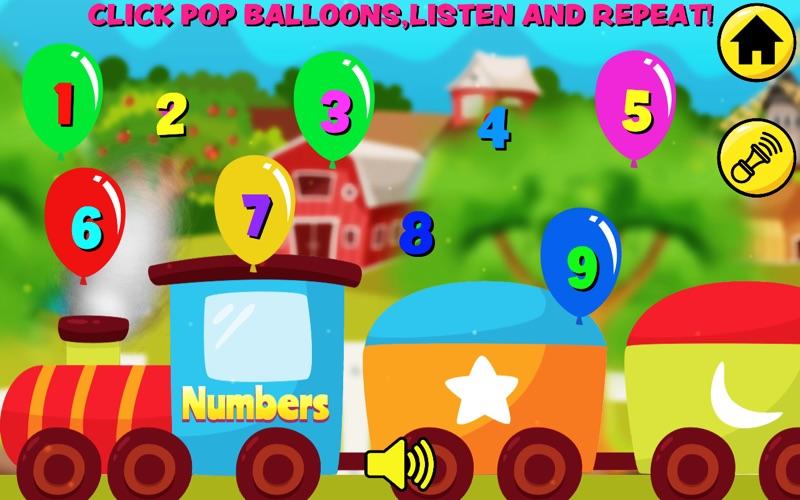 Choo Choo Train For Kids screenshot 3