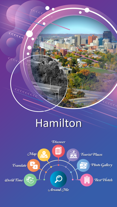 Hamilton Tourism screenshot 2