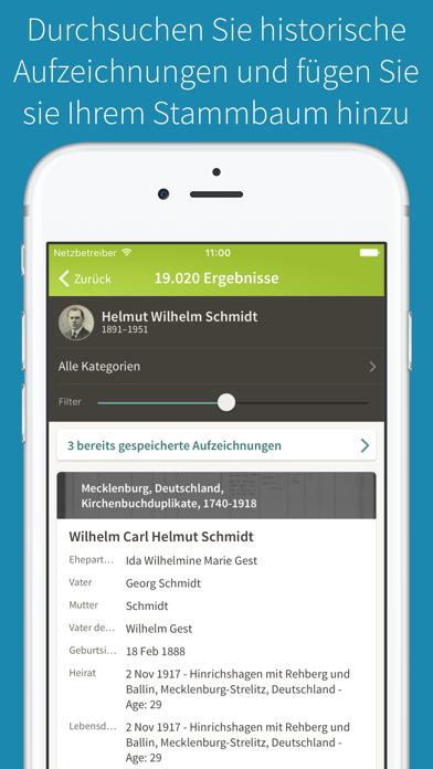 Stammbaum App