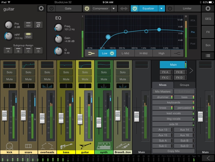 PreSonus UC Surface screenshot-0