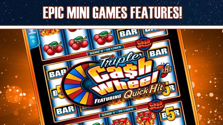 Quick Hit Slots – Vegas Casino screenshot-3