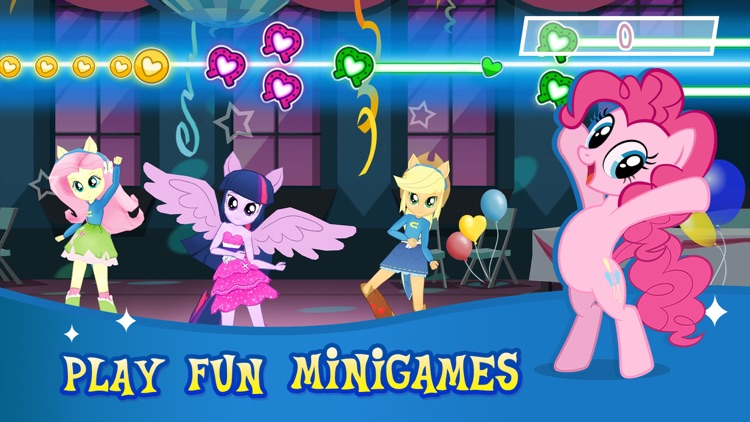 MY LITTLE PONY: MAGIC PRINCESS screenshot-2
