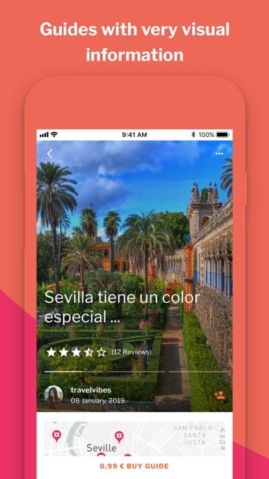 GOAZ: Earn money traveling Screenshot on iOS