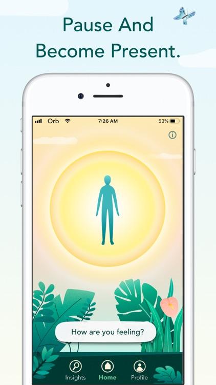 Orb: Mind-Body Tracker