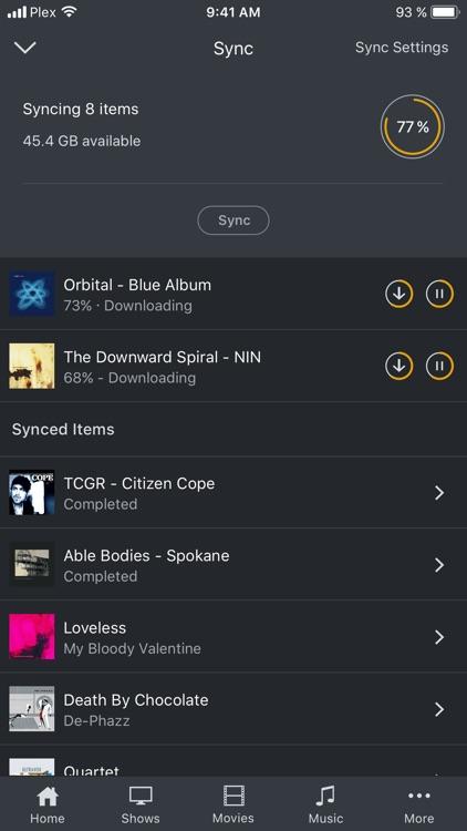 Plex screenshot-6