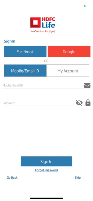 HDFC Life Insurance App on the App Store