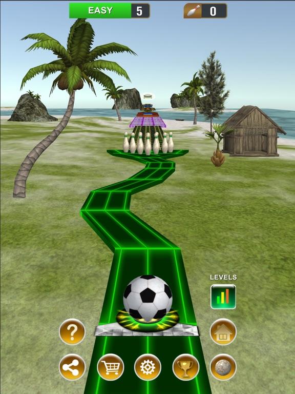 Endless Bowling Paradise screenshot 14