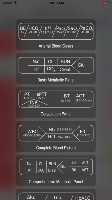 LabGear – Medical Lab Tests Screenshot 2