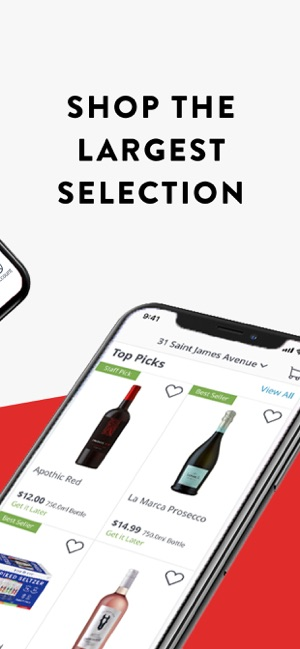 Drizly: Alcohol Delivery on the App Store