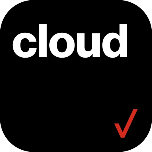 Verizon Cloud app logo