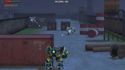 Super Mechs War: Robot Shooter 3