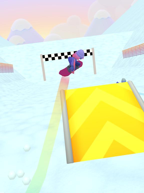 Snow Down! screenshot 7