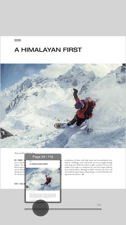 The Snowboarder's Journal screenshot-3