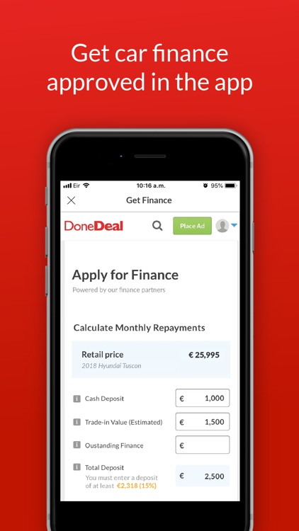 DoneDeal: Cars For Sale screenshot-4