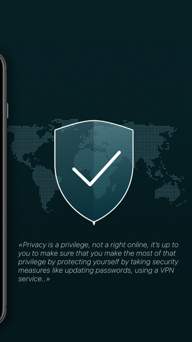 #VPN Screenshot