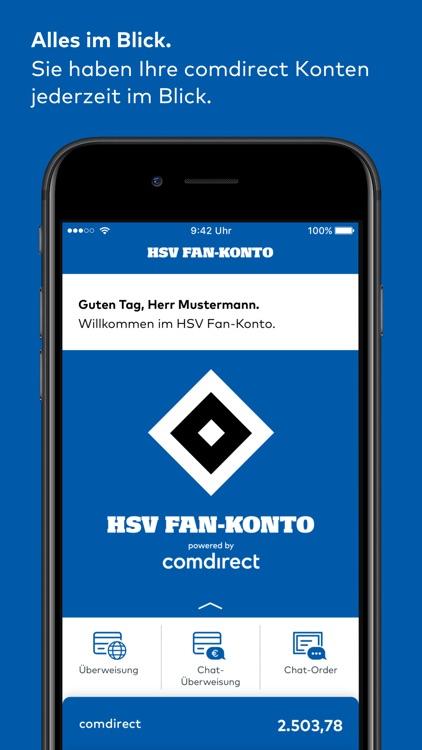 HSV Fan-Konto