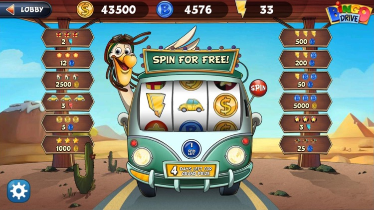 Bingo Drive: Play & Win Online screenshot-8