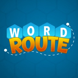Word Route - Word Puzzle Game