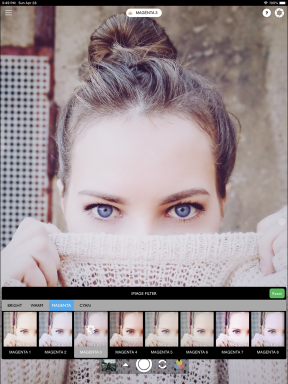 TAPCA - Pro Camera Screenshots