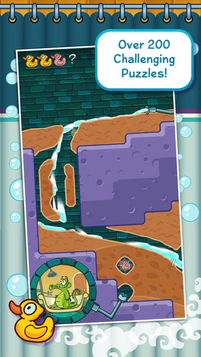 Screenshot for Where's My Water? in Czech Republic App Store