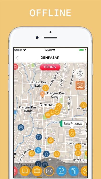 Bali Travel Guide . screenshot-3