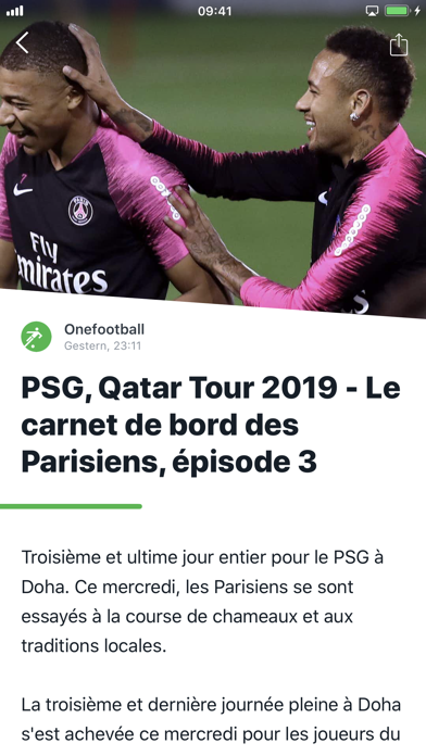 download Onefootball - Actu du Football apps 1