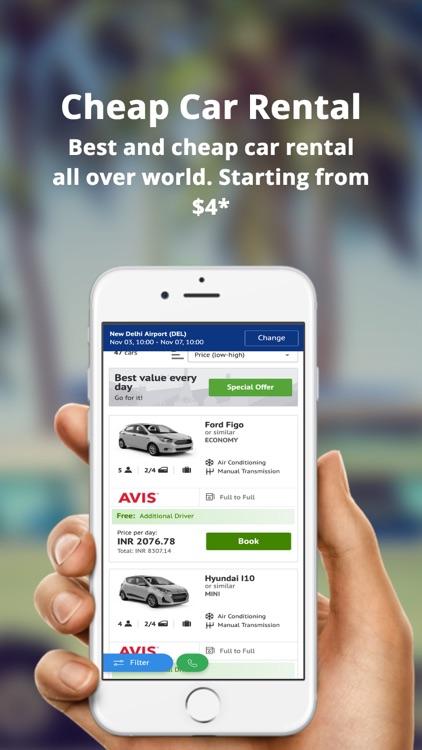 Sasta - Cheap Flights & Hotels screenshot-3