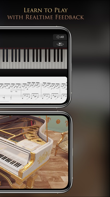 AR Pianist - 3D Piano Concerts