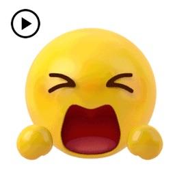 Animated New 3D Emoticon Emoji