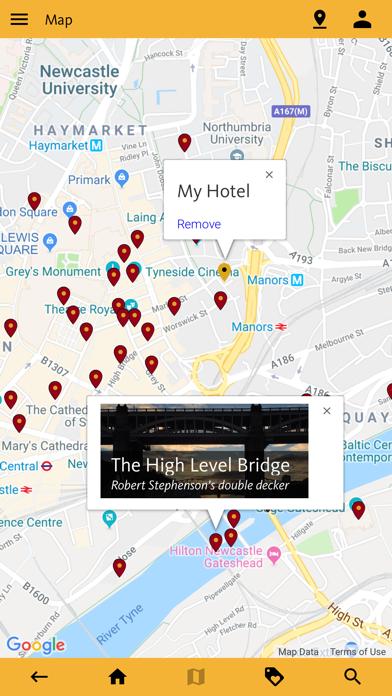 Newcastle's Best: Travel Guide screenshot 10