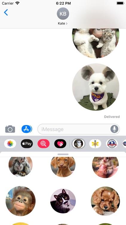 Sticker you will love HD screenshot-3