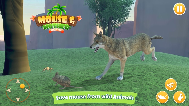 Mouse & Mother Life Simulator screenshot-4