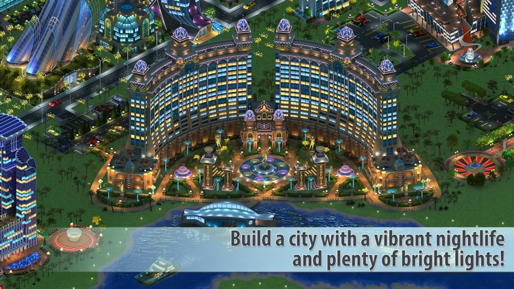 Megapolis: Big City Tycoon Sim screenshot-3