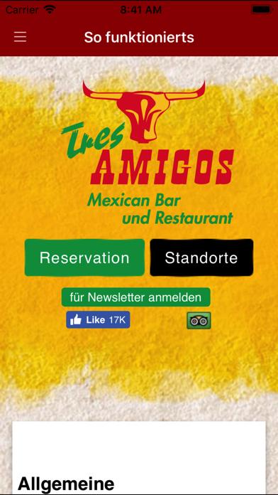 Tres AmigosScreenshot von 2