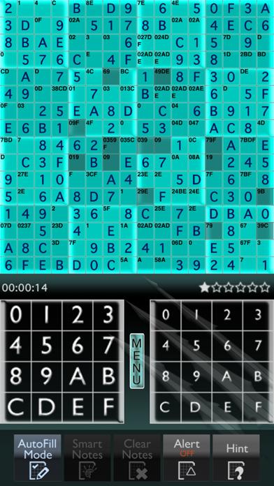 Sudoku 16x16 Monster screenshot three