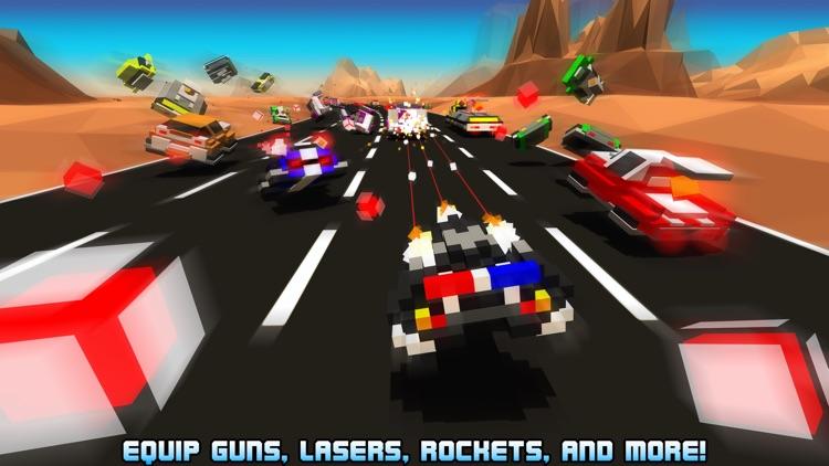 Hovercraft: Takedown screenshot-3