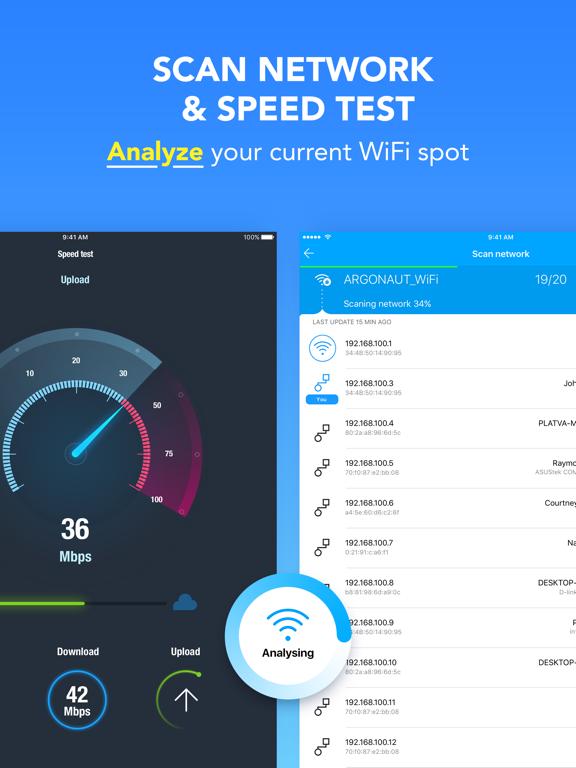 WiFi Map Pro: WiFi, VPN, Proxy Screenshots