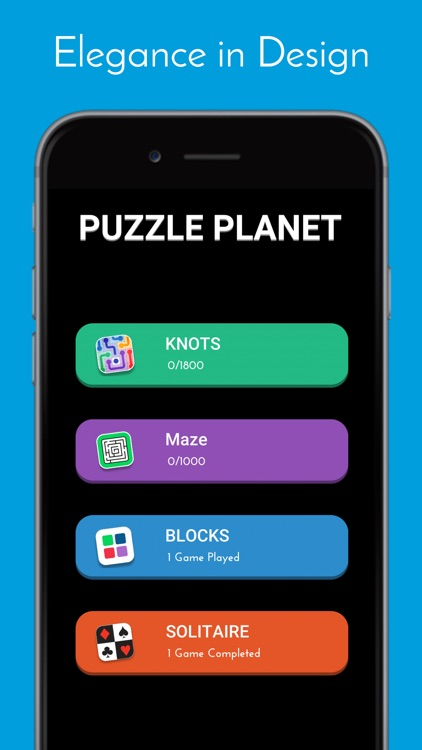 Puzzle Planet Game screenshot-4