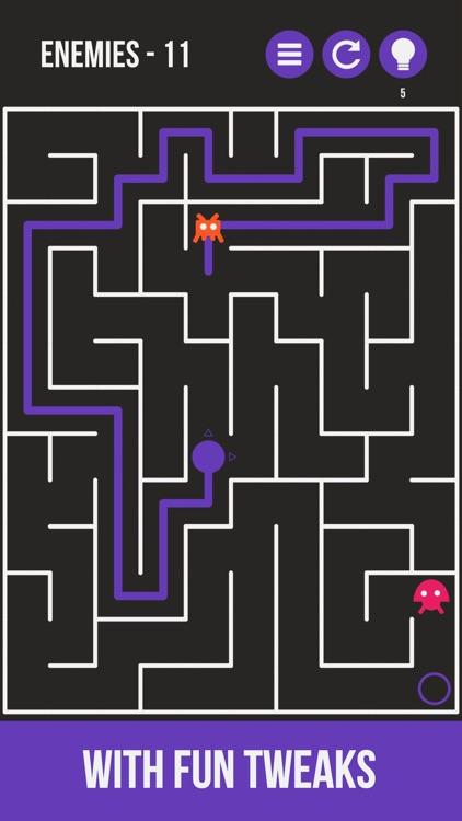 Mazes & More: Classic Maze screenshot-7