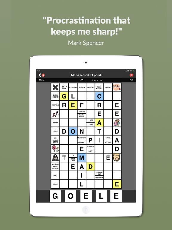 Kryss - The Battle of Words screenshot 5