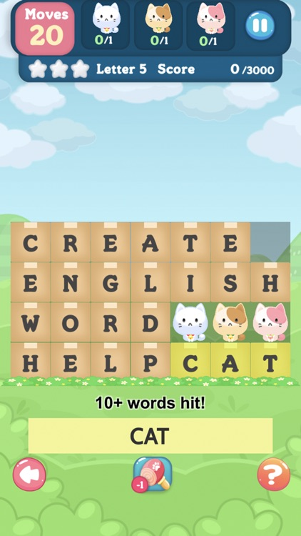 Nekotan-Word Puzzle-