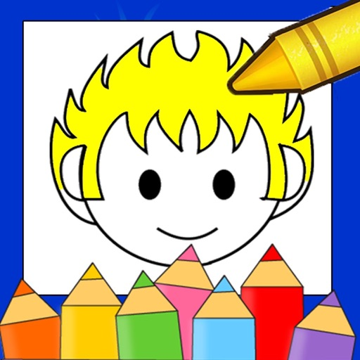 Preschool Coloring & Drawing