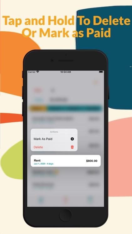Llama Money screenshot-4