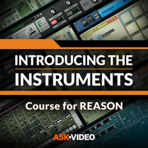 Instruments Intro For Reason
