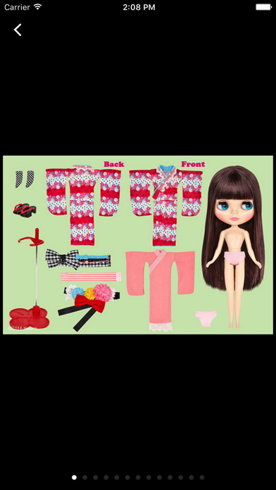 My Doll Collection for Blythe screenshot three